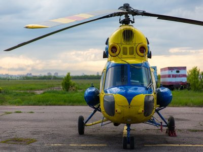 1 hour helicopter flight, Santa Maria Capua Vetere