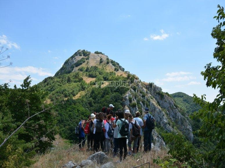 Cresta di Monte Giano