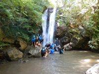 Walking Water Tour in Pescopagano