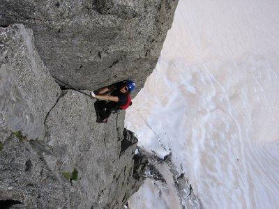 Guida Alpina Alberto Boschiazzo Arrampicata