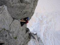 Cours d'escalade Val d'Aoste
