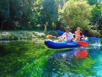 ASD Grotte Forre e Natura d'Abruzzo Canoa