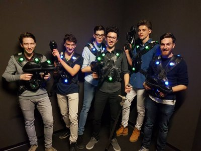 20 partite di Laser Tag 15 minuti a Savigliano