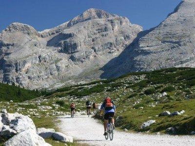 San Vigilio Dolomites MTB
