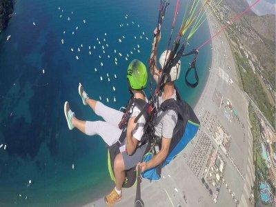 Brixia Flying Parapendio