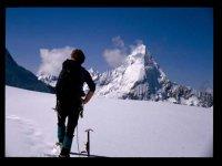 Paths in the highest peaks