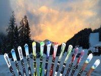 Ampia scelta di sci