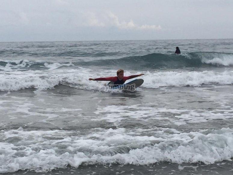 Si surfa!