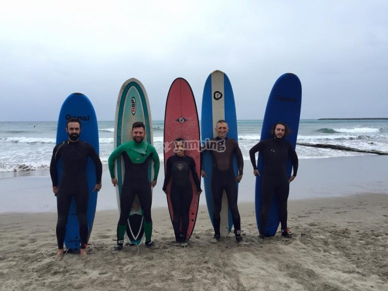 Surfisti invernali