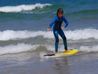 Un piccolo surfista