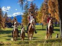 l'equitazione è per tutta la famiglia