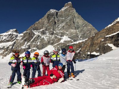 Ride'em Ski School Sci