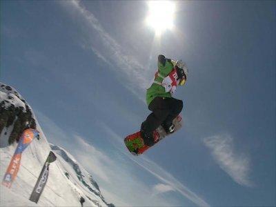 Ride'em Ski School Snowboard