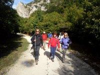 Si inizia il trekking!