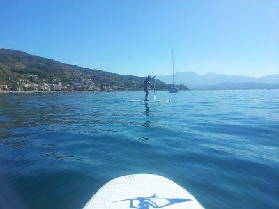 Escursione in Paddle Surf a Pollica