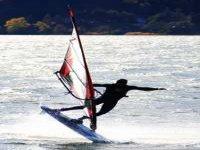 Acrobatic Windsurfing