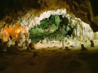 Guidati da speleologi