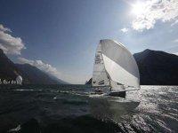 In barca sul Garda!