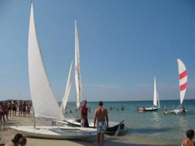 6 hour sailing course, Vernole