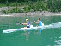 Pagaiare sul Lago