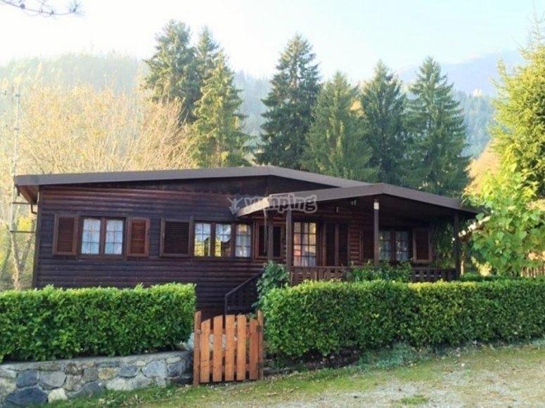 Uno dei nostri bungalow