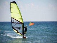 Lezione individuale di Windsurf a Genova