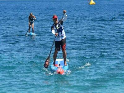 Lezione individuale di Paddle Surf a Genova