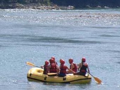 Valbrenta Team Rafting