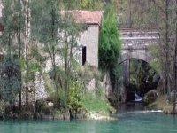 Crossing the Brenta river
