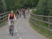 Mountainbike in Valstagna