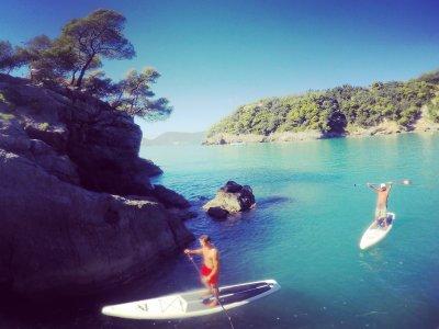 Lezione privata di Paddle Surf a Pietrasanta