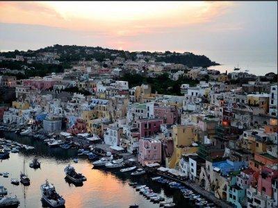Settimana in barca da Roma mezza stagione