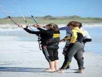 Kitesurfing courses in Castiglioncello