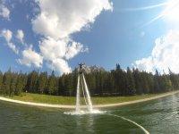 Flyboard starter 10 min, Alto Adige-Garda-Croazia