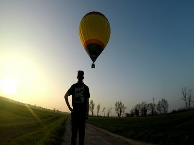 Volare in Mongolfiera- Toscana