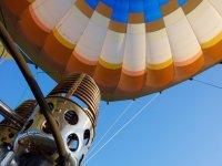 dettaglio di uno delle nostre mongolfiere