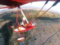 Volo in deltaplano con video 1 ora, Alberobello