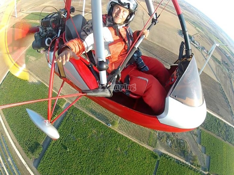Il vento perfetto per volare