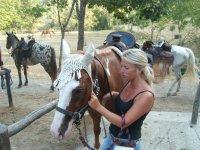 Passeggiata a cavallo di 2 ore ad Arezzo