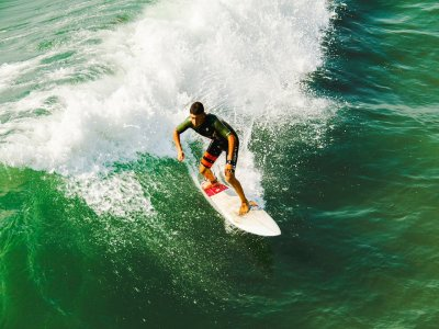 Isola del vento Surf