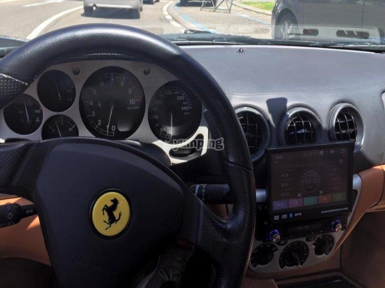 Sulla Ferrari