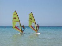 Corso windsurf Isola delle Femmine