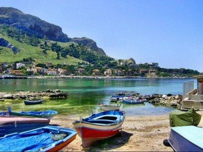 Isola del Vento Escursione in Barca