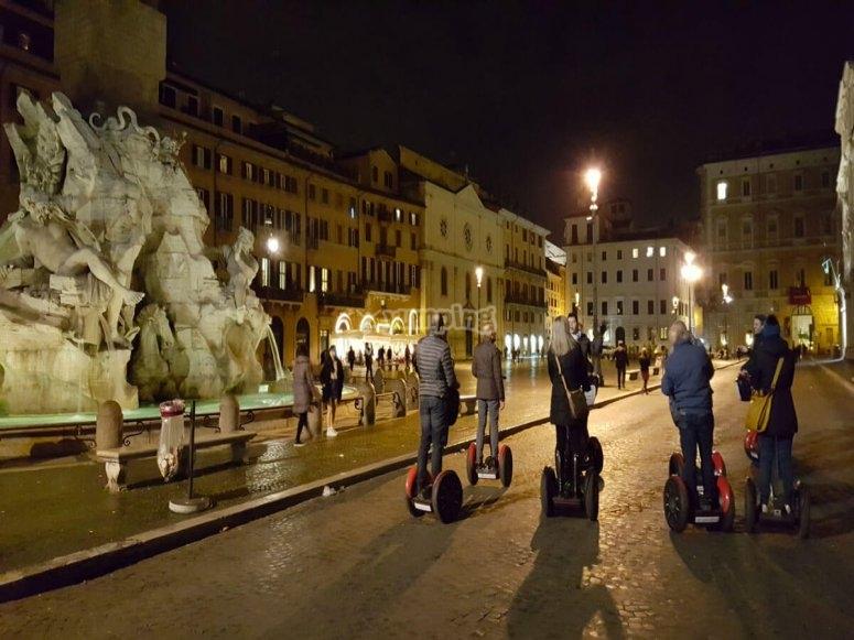 Segway Piazza Navona