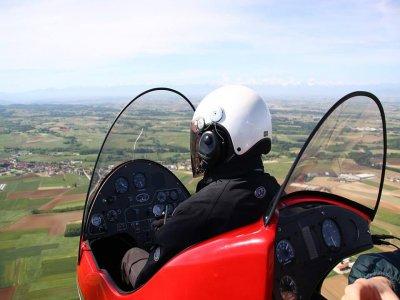 Corso storia dell' aereo + volo in autogiro,Torino