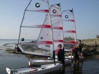 Scuola di vela, windsurf e kite