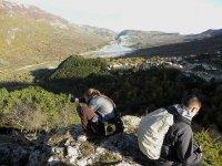 Mixed trekking and bike tours