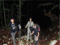Night trekking