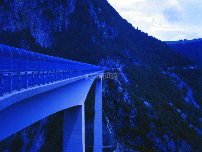 Ponte di Valgadena