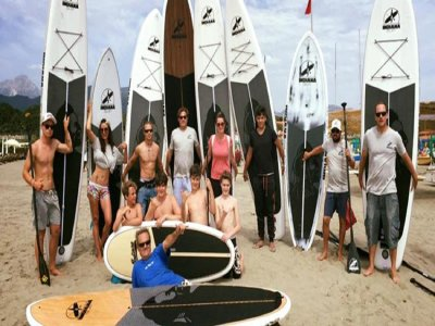Nimbus Surfing Club Paddle Surf
